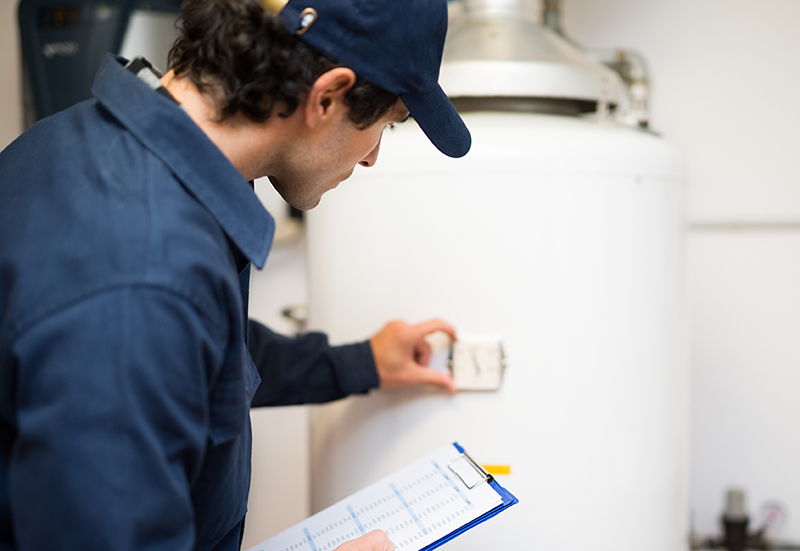 Boiler Maintenance and Tune-Ups Performed by Hardy Plumbing HVAC Technician on Long Island, NY