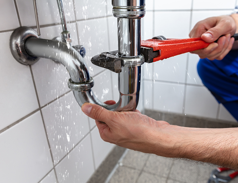 Leak Repairs by Hardy Plumbing contractors in Suffolk County, New York