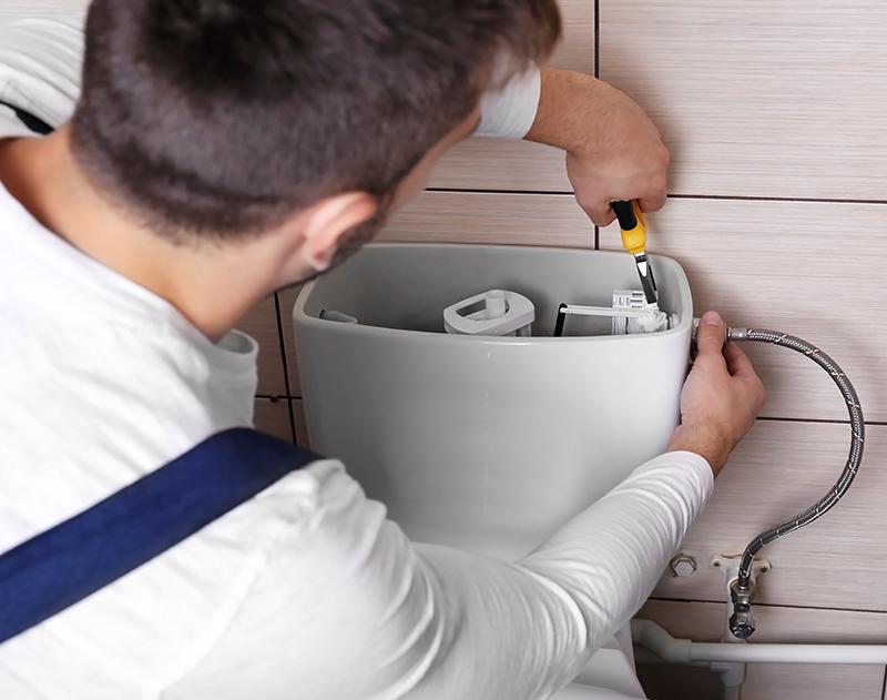 Toilet Plumbing Repairs by Hardy Plumbing on Long Island, NY